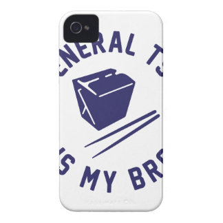 Tso is my Bro iPhone 4 Cases