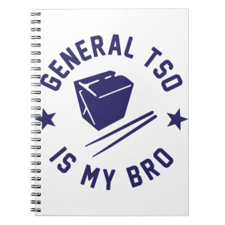 Tso is my Bro Notebooks