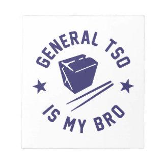 Tso is my Bro Notepad