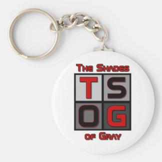 TSOG box logo Keychain