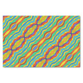 TSP - 006 - Tissue Paper - Rainbow series