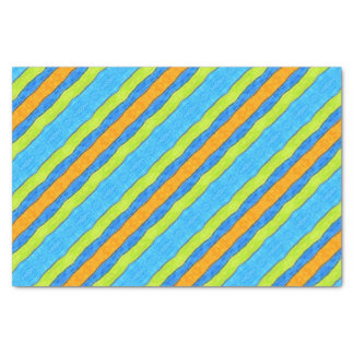 TSP - 0070 - Stripes - Tissue Paper