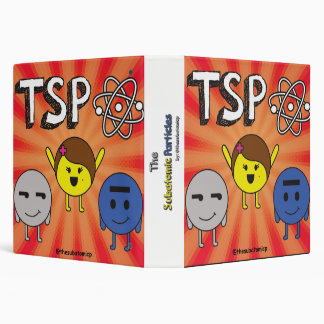 TSP cases out cabinet 3 Ring Binders