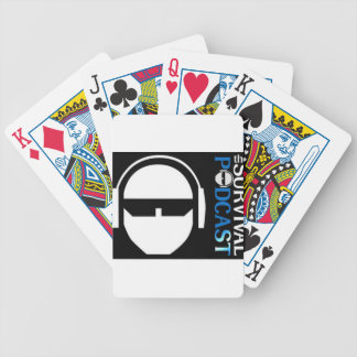 TSP Logo Bicycle Playing Cards
