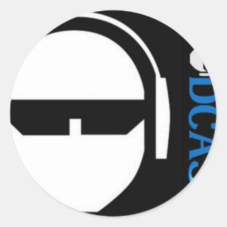 TSP Logo Classic Round Sticker