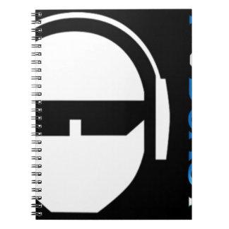 TSP Logo Notebook