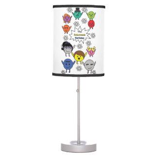TSP table lamp