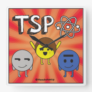 TSP wall clock