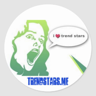 Tstars Sticker