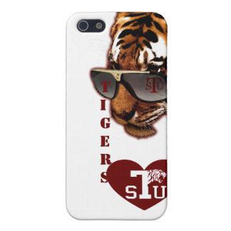 TSU TIGER iPhone 5 CASES