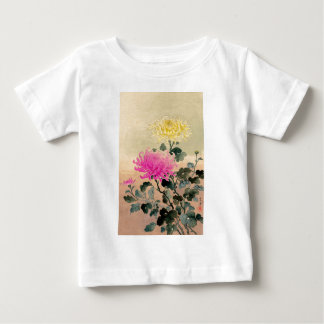 Tsuchiya Koitsu 土屋光逸 - Chrysanthemum 菊 Baby T-Shirt