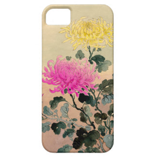 Tsuchiya Koitsu 土屋光逸 - Chrysanthemum 菊 iPhone 5 Cover