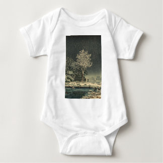 Tsuchiya Koitsu 土屋光逸 Sumidagawa Forest Tokyo Baby Bodysuit