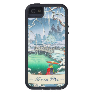 Tsuchiya Koitsu Sketches of Famous Places In Japan iPhone 5 Cover