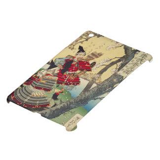 Tsukioka Yoshitoshi - Yoshitsune and Benkei iPad Mini Cases