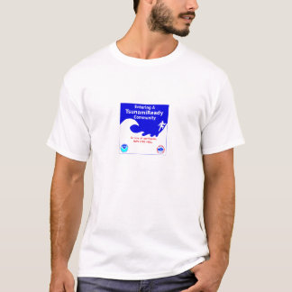 Tsunami Warning T-Shirt