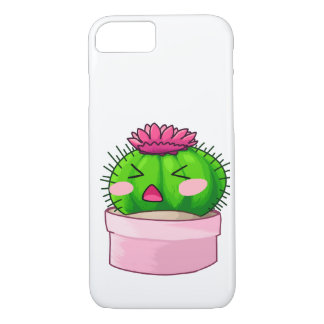 Tsundere Cactus iPhone 8/7 Case