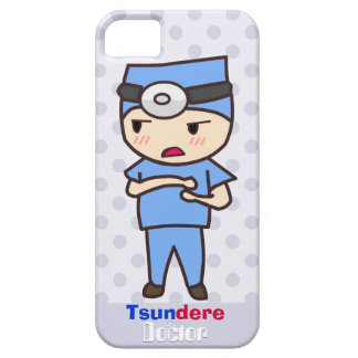 Tsundere Doctor iPhone 5 Cover