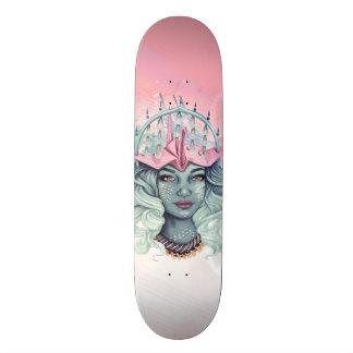 Tsuru Origami Girl Skateboard