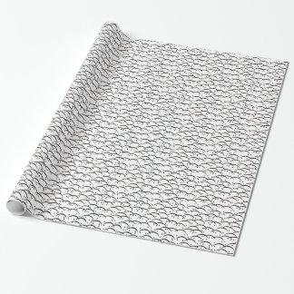 Tsuyushiba Japanese Pattern Wrapping Paper