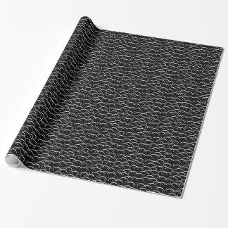 Tsuyushiba Japanese Pattern Wrapping Paper B