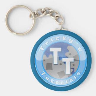 TT Logo Keychain