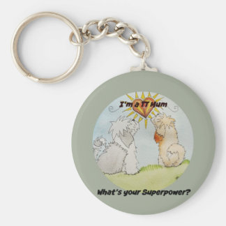 TT Mum Keychain
