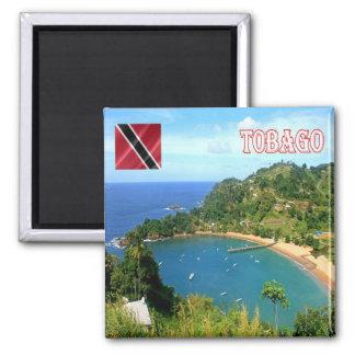 TT - Trinidad and Tobago Parlatuvier Bay View Magnet