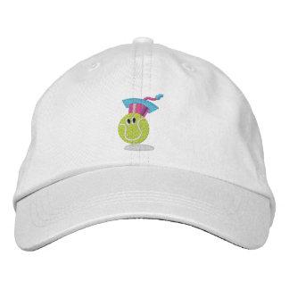 TTA_smiling ball (basic adjustable) Embroidered Baseball Caps