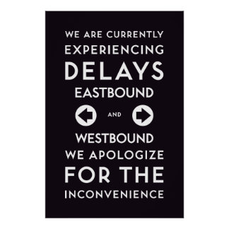TTC - Apology East & West Poster