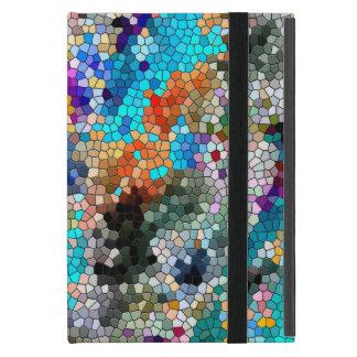 TTEQOTGCubismINV SGDRKDP BLUE Cover For iPad Mini