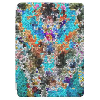 TTEQOTGCubismINV SGDRKDP BLUE iPad Air Cover
