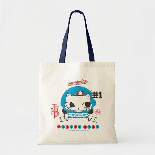 TTHP - Champion Of Champions Canvas Bag