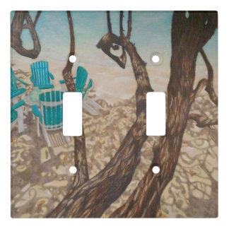 TThrough the Trees, St John Light Switch Cover