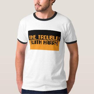 TTWH-Logo-Ringer T-Shirt