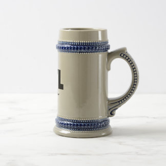 TTYL Talk to You Later Beer Stein