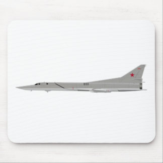Tu-22M Backfire Mouse Pad