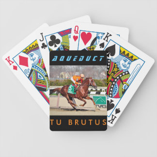 Tu Brutus- Chile Bicycle Playing Cards