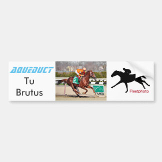 Tu Brutus- Chile Bumper Sticker
