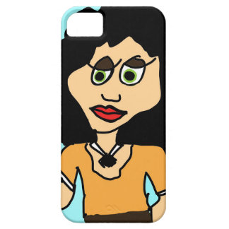 tu mama cartoon case for the iPhone 5