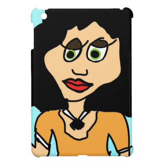 tu mama cartoon iPad mini cover
