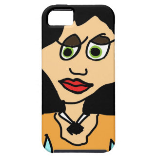 tu mama cartoon iPhone 5 cover
