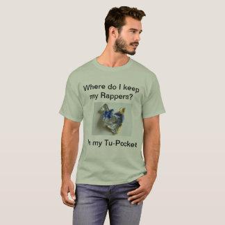 Tu-Pocket Pun T-Shirt