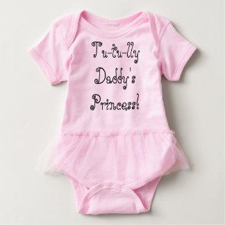Tu-tu-lly Daddy's Princess! Baby Bodysuit