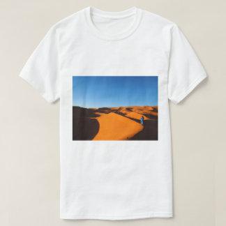 Tuareg T Shirt at Sahara Desert and Morocco 2010