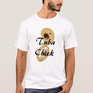 Tuba Chick T-Shirt