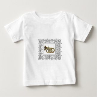 tuba cubed baby T-Shirt