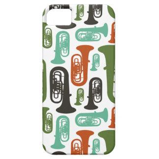 Tuba iPhone 5 Cases