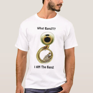 Tuba is the Band T-Shirt
