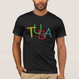 TUBA Letters T-Shirt